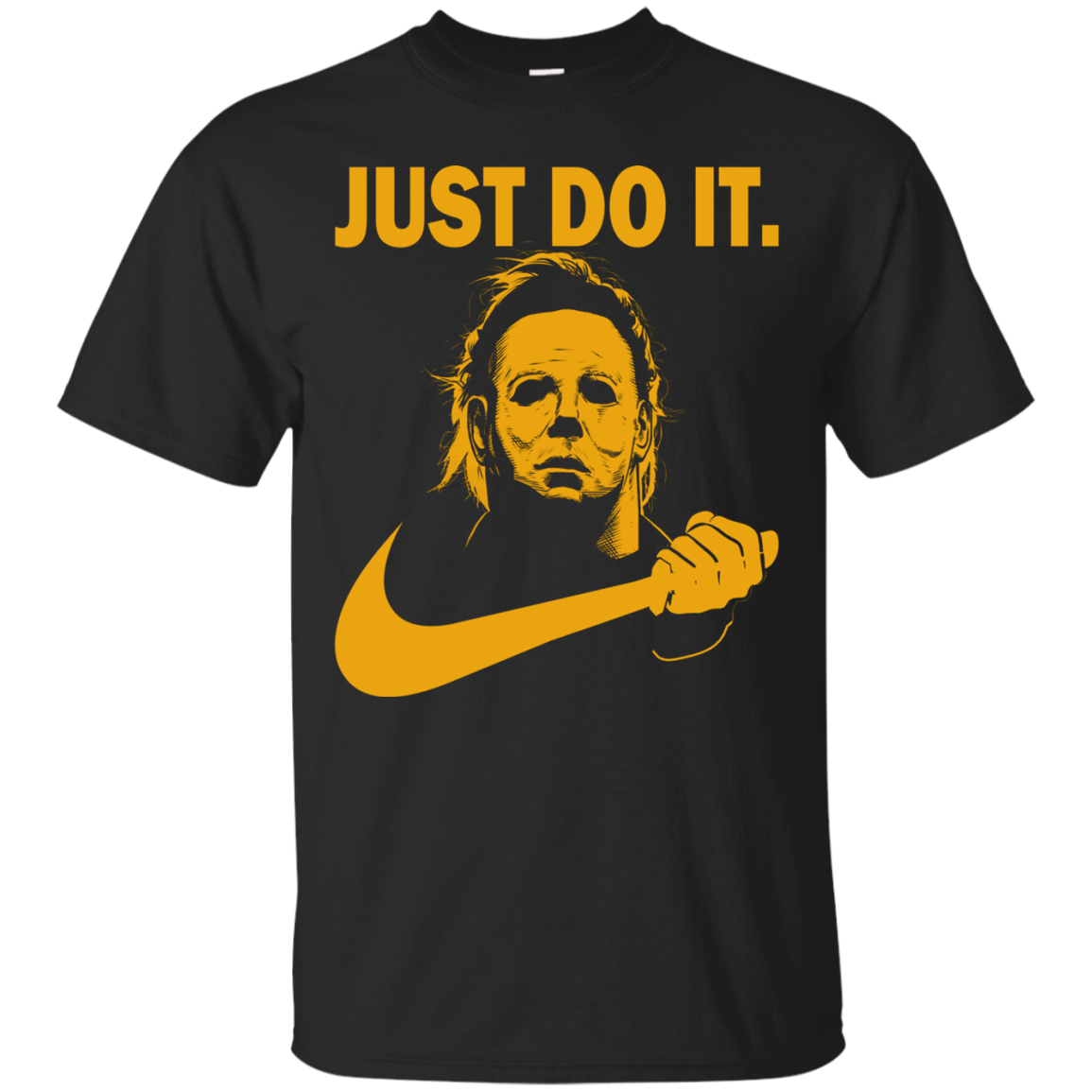 Michael Myers just do it shirt, hoodie, tank