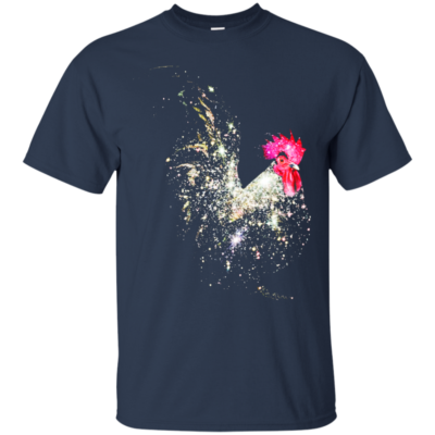 Galaxy chicken t-shirt, sweatshirt