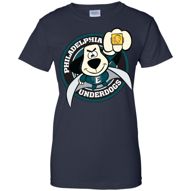 Philadelphia underdogs t-shirt, sweatshirt