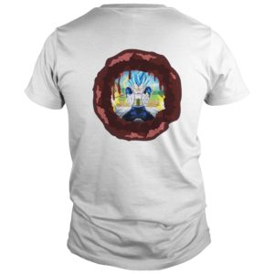 Dragon Ball Vegeta Kamehameha Cross The Body Shirt, Hoodie, Tank