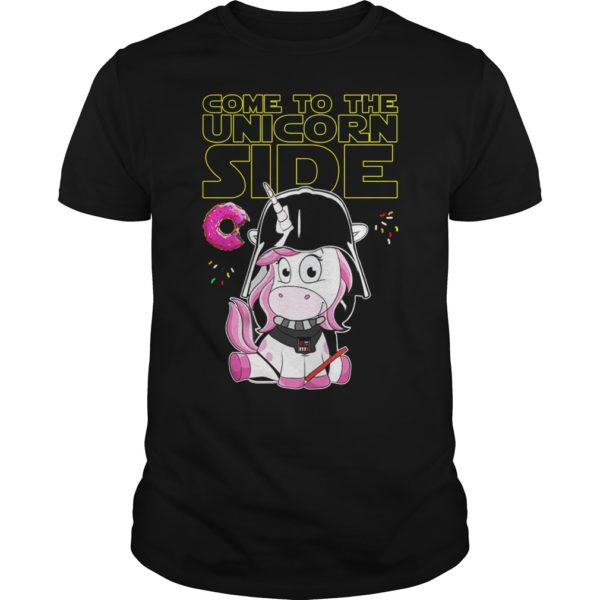 Unicorn – Star Wars Come To The Unicorn Side Shirt, Hoodie
