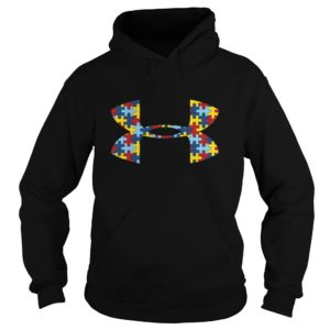 Under Armour Autism Shirt, Hoodie, Tank