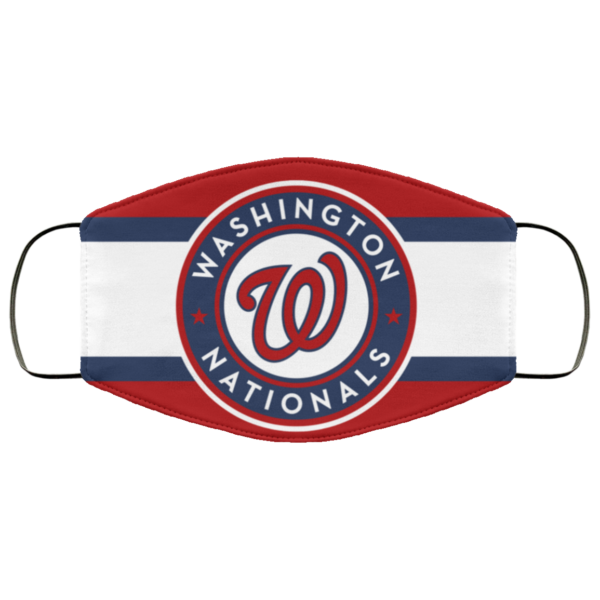 Washington Nationals Face Mask